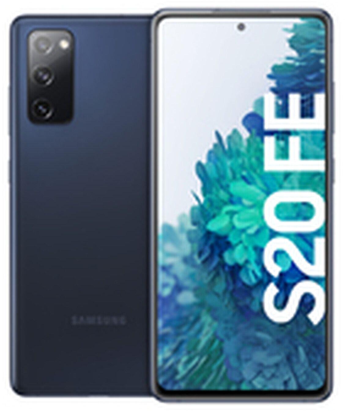 Samsung Galaxy S20 FE Snapdragon 256GB im O2 Blue (12GB LTE 50Mbit, Allnet/SMS, VoLTE) mtl. 19,99€ einm. 139