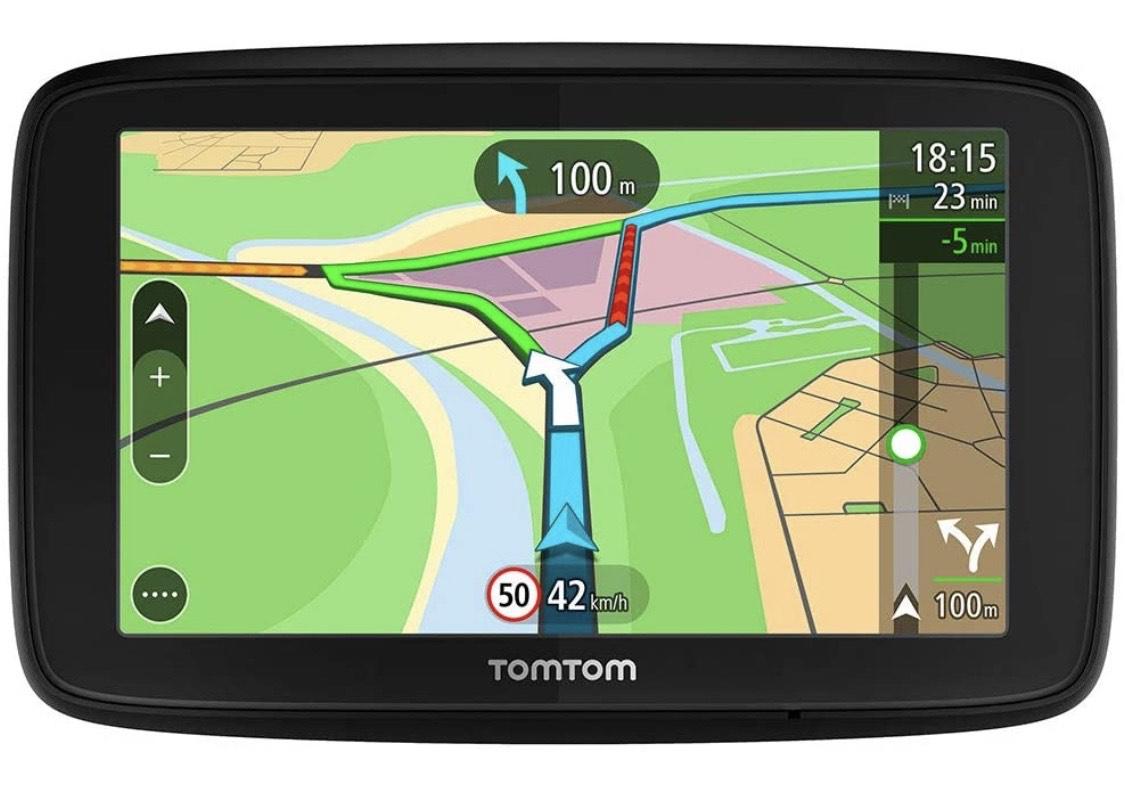 TomTom Via 53 Navigationsgerät