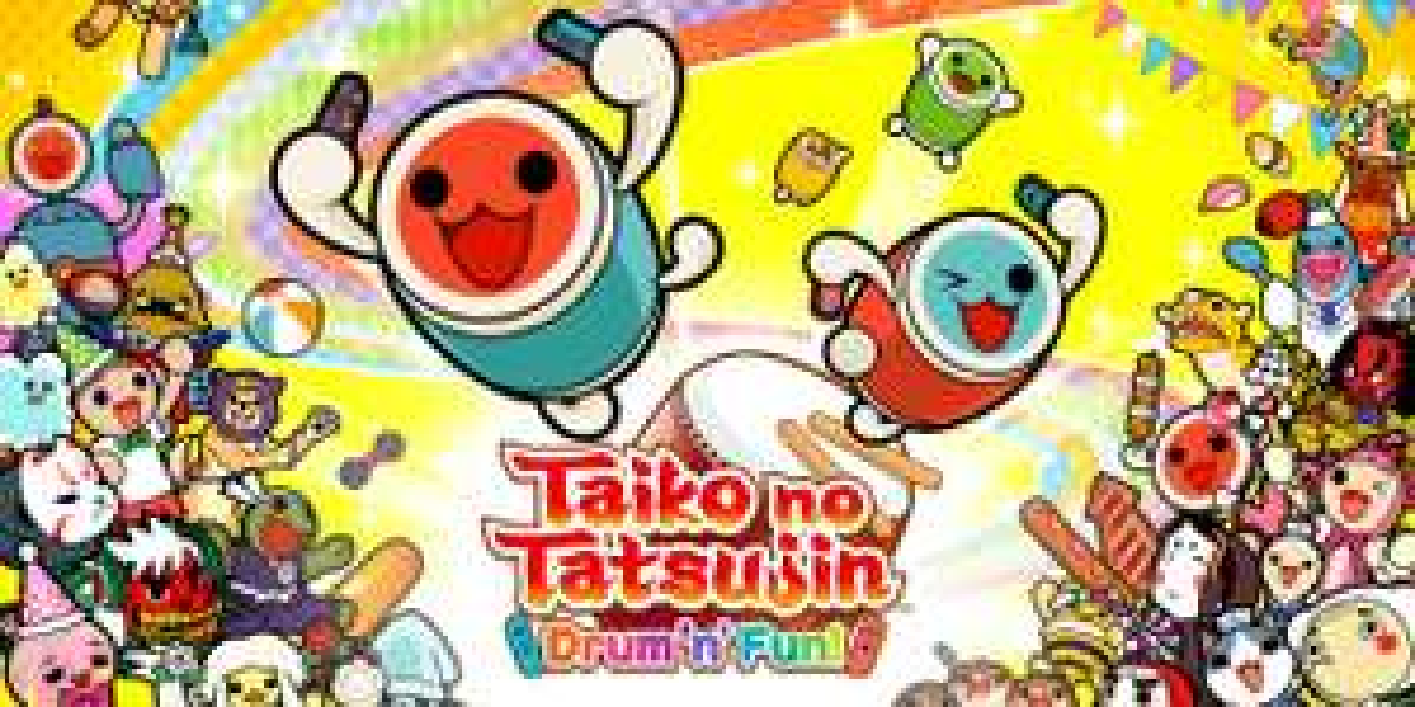 (Switch) Taiko no Tatsujin: Drum'n'Fun! - Nintendo eShop