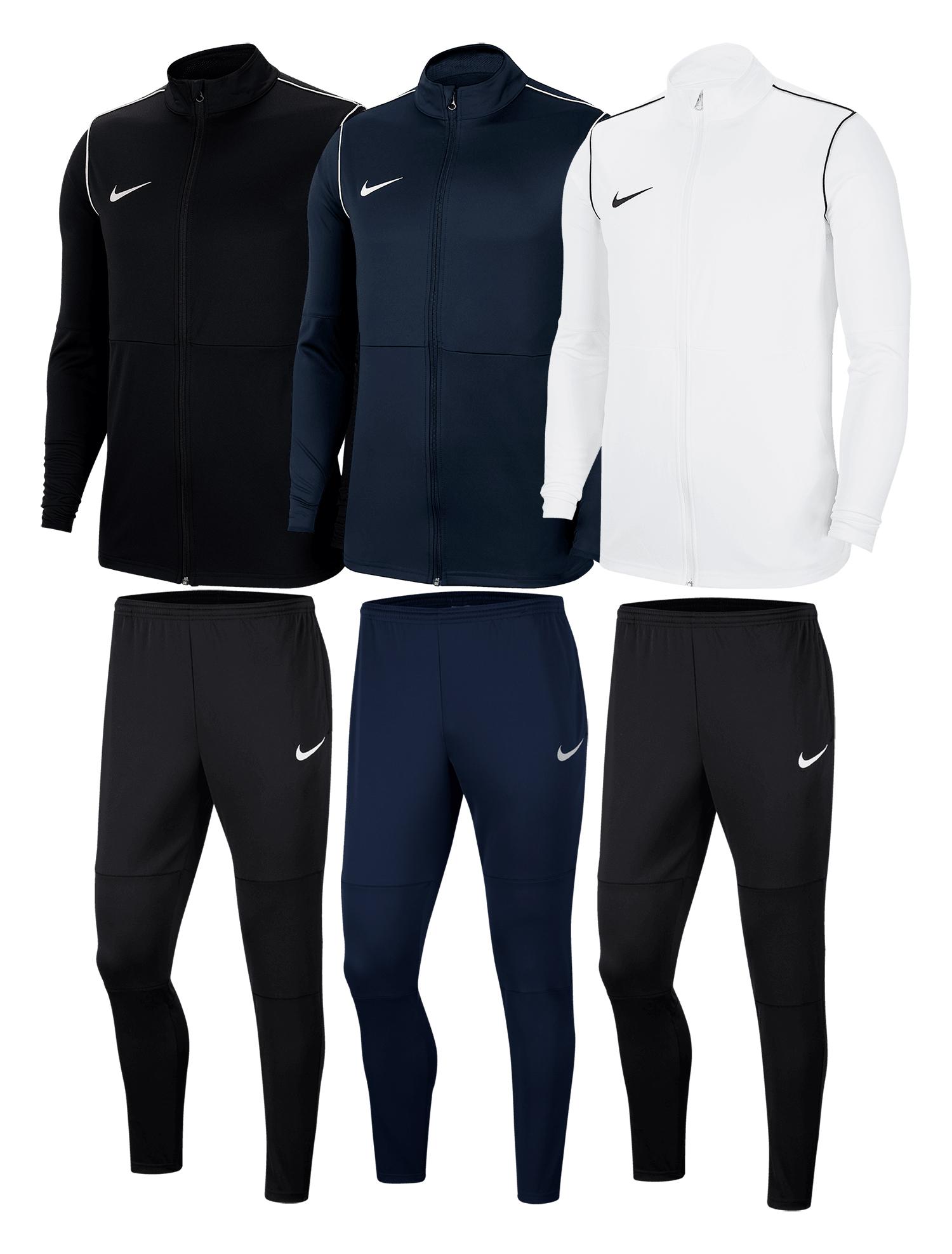 Nike Trainingsanzug Park 20 (Größen S bis XL)