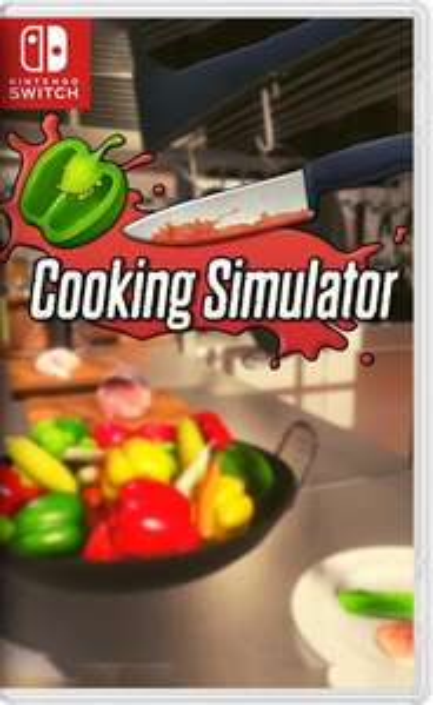 Cooking Simulator Nintendo Switch eShop [1.99€] !!!