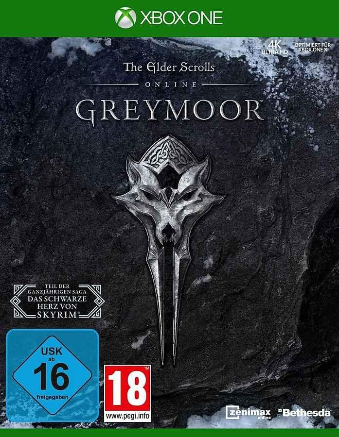 The Elder Scrolls Online: Greymoor(Xbox One & PS4 & PC) [Otto Lieferflat]