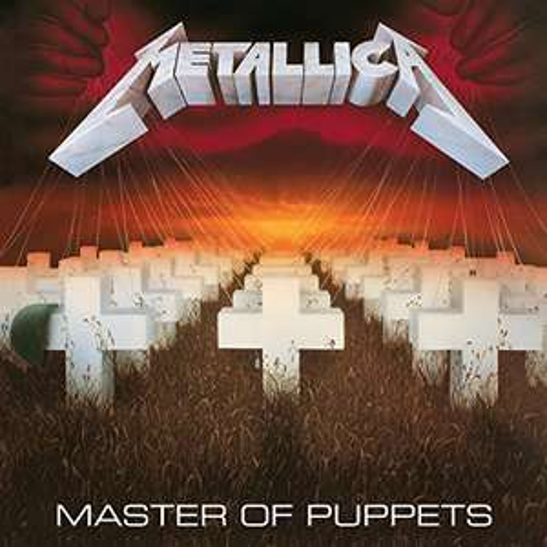 Metallica - Master of Puppets (Remastered 180g Vinyl) [Vinyl LP] Amazon Prime