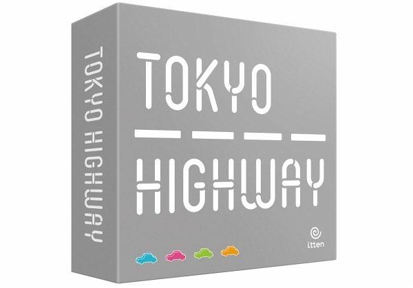 Tokyo Highway Brettspiel für € 17,99 (bücher.de)