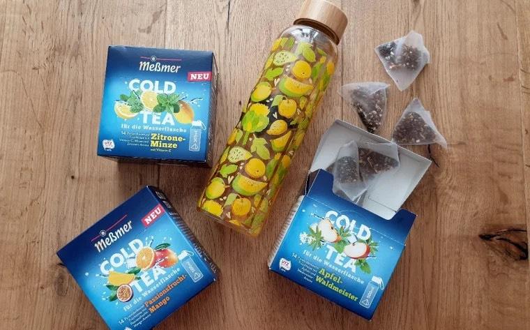 [ALDI SÜD] meßmer Cold Tea Teebeutel 1,99€