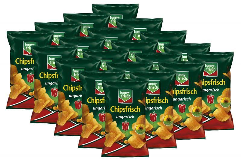 EDEKA Chipsfrisch alle möglichen Sorten