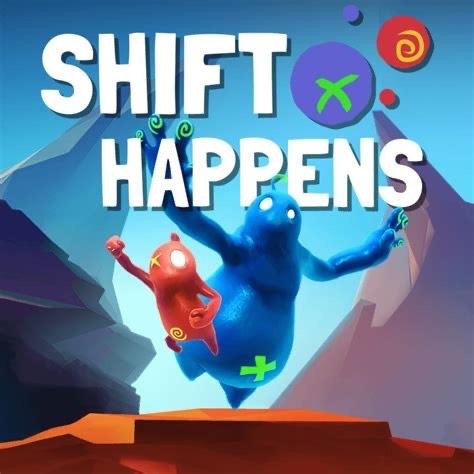 Shift Happens Nintendo Switch eShop [1,49€]