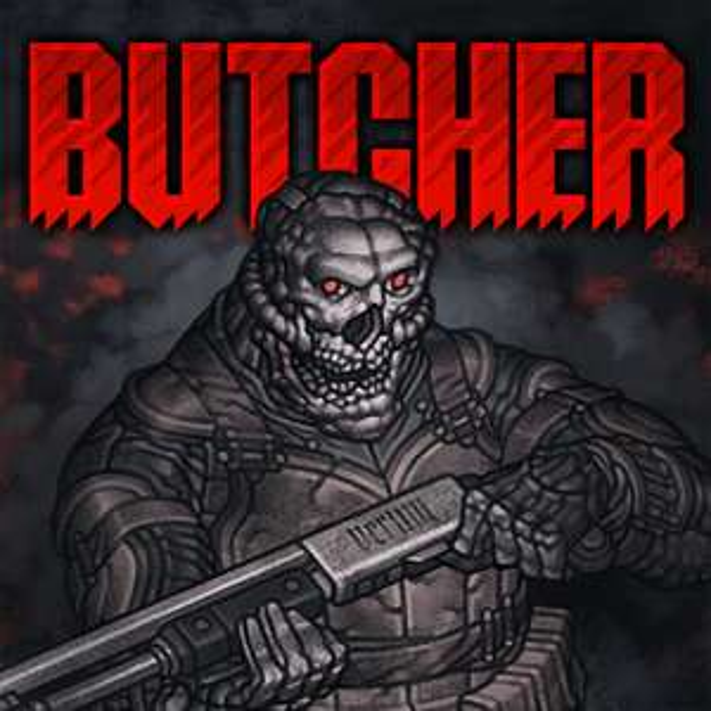 Butcher Nintendo Switch eShop [1,99€]