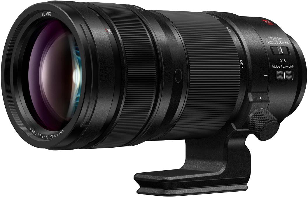 Lumix S Pro 70-200mm F2.8 O.I.S Objektiv