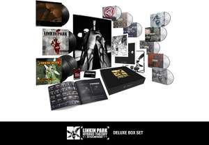 Linkin Park Hybrid Theory (20th Anniversary Edition) Super Deluxe Box (4 LPs, 5CDs, 3 DVDs,...)