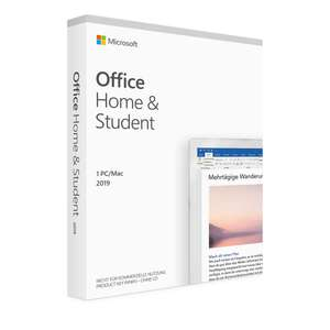 Microsoft Office Home and Student 2019 [Einmalkauf]