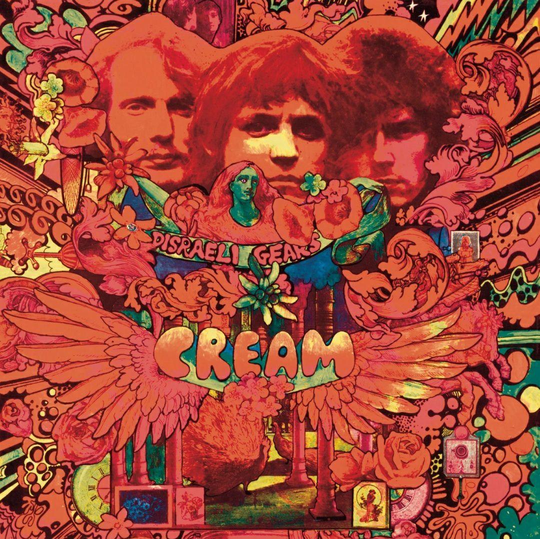 (Prime) Cream - Disraeli Gears (Vinyl LP)