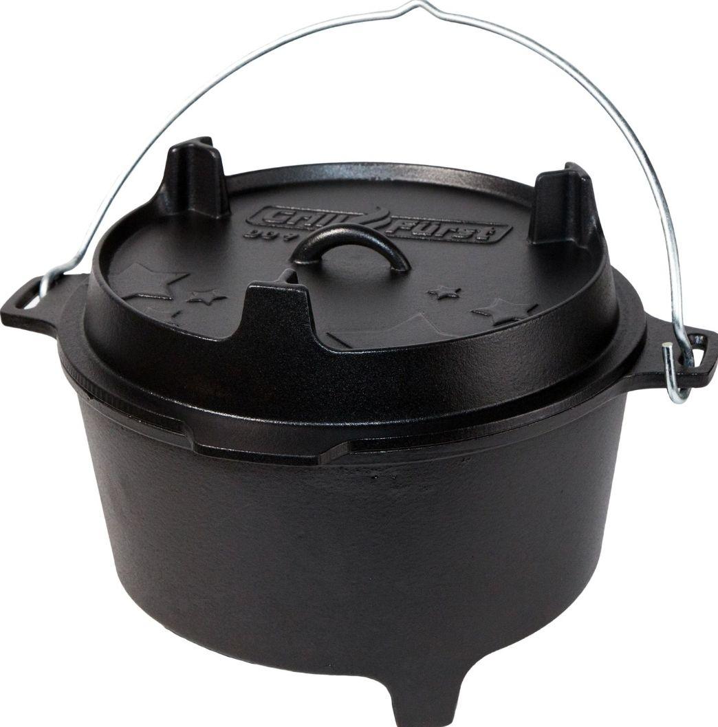 Dutch Oven D09 - Grillfürst