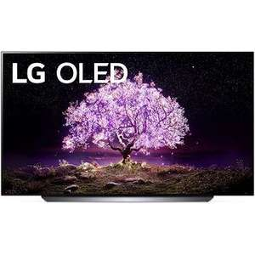 LG OLED 65C11 164cm, 4K Ultra HD, 100 / 120Hz, HDR10, Dolby Vision und HLG, DVB-T2/S2/C Single Tuner