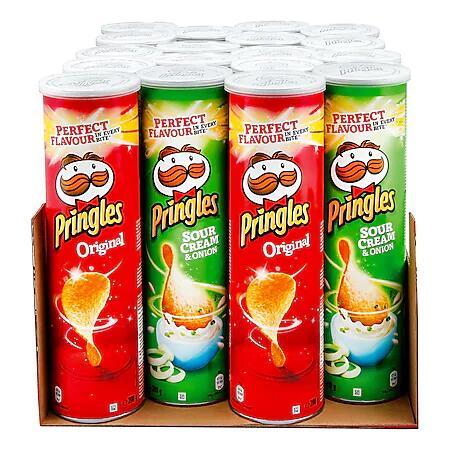 [Marktkauf Lokal] Pringles vers. Sorten (1 x 200g) zum halben Preis
