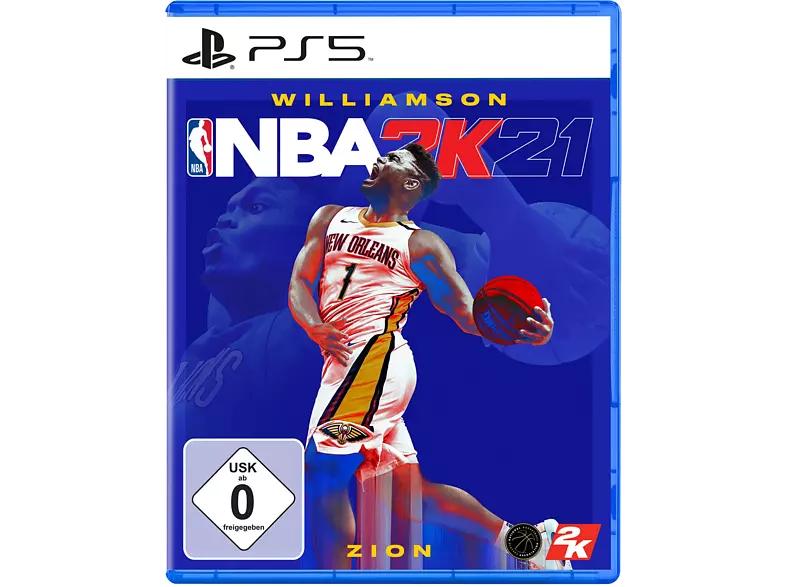 NBA 2k21 für PlayStation 5 (Abholung)