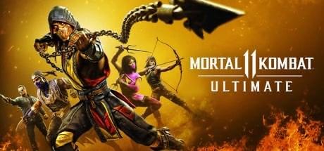 Mortal Kombat 11 Ultimate Nintendo Switch (US eShop)