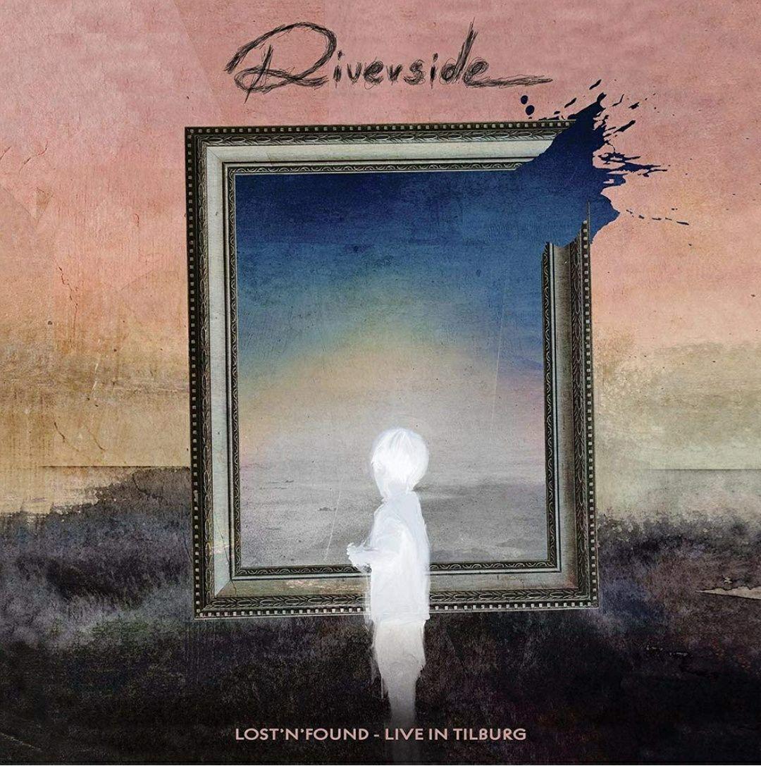 (Prime) Riverside - Lost 'N' Found - Live In Tilburg (3 Black Vinyl LP + 2 CD)