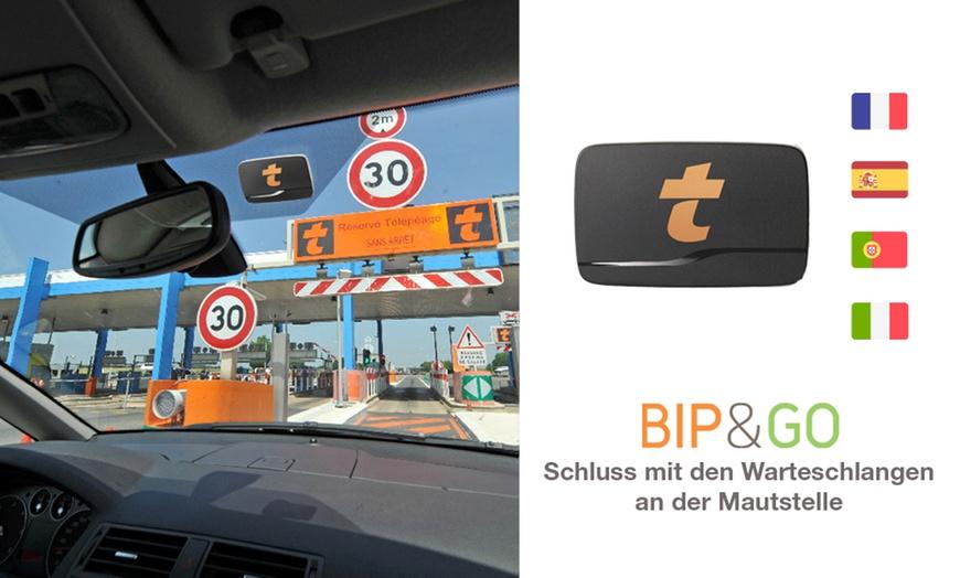 Bip&Go (Mautbadge für Frankreich, Spanien, Italien, Portugal)