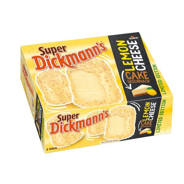 [Kaufland] Super Dickmann's Lemon Cheesecake - Limited Edition