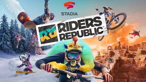 [STADIA] Riders Republic Ultimate Edition