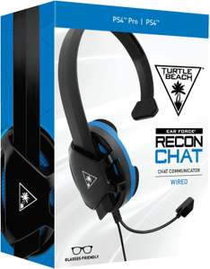 Turtle Beach Recon Chat Headset - (PS4, PS5 & Xbox One) [Amazon Marketplace]