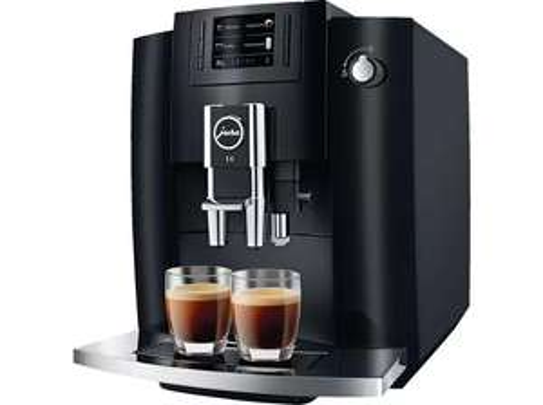 JURA E6 Piano Black (EB) Kaffeevollautomat bei Saturn (Newsletter)