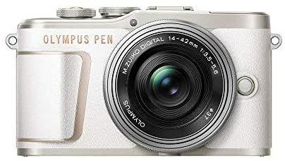 Olympus PEN E-PL10 Micro Four Thirds System Kamera Kit inkl. 14-42mm M.Zuiko EZ Objektiv