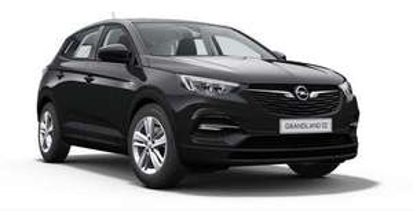 [Gewerbeleasing] Opel Grandland X Edition (130 PS) für mtl. 84€ inkl. Wartung + 836€ ÜF (eff. mtl. 118,84€), LF 0,33, GF 0,46, 24 Monate