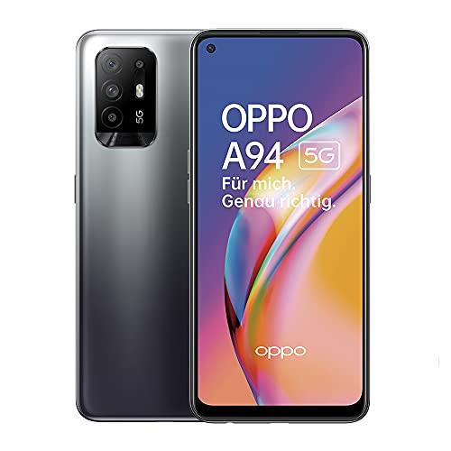 Oppo A94 5G in Fluid Black bei Amazon zum Bestpreis