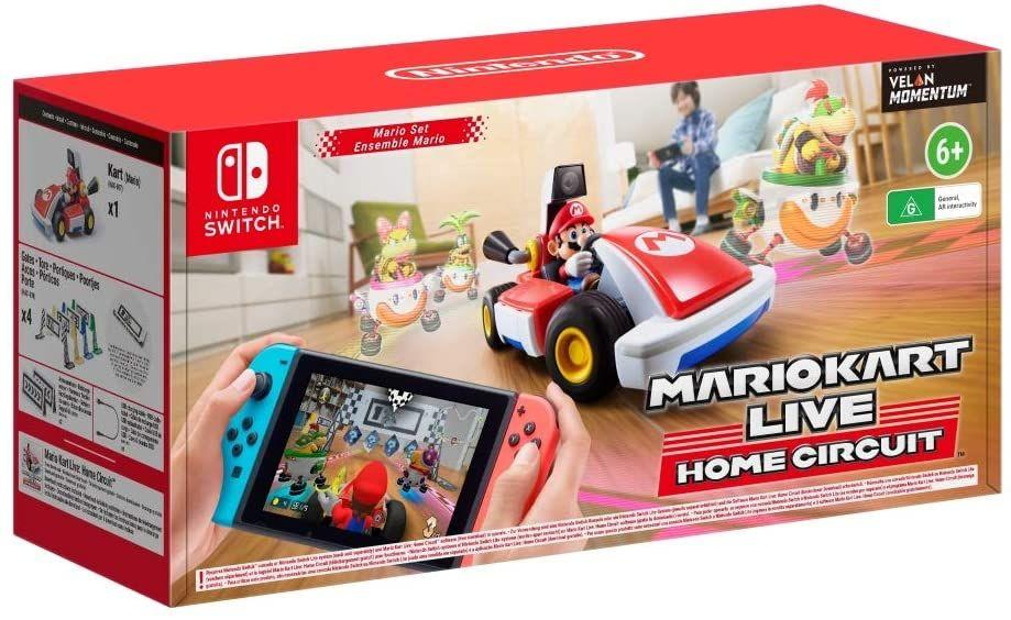 Mario Kart Live: Home Circuit - Mario Set [Nintendo Switch]