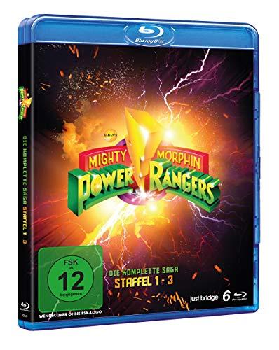 (Prime) Mighty Morphin Power Rangers - Die Komplette Serie (SD on Blu-ray) (Standard Version)