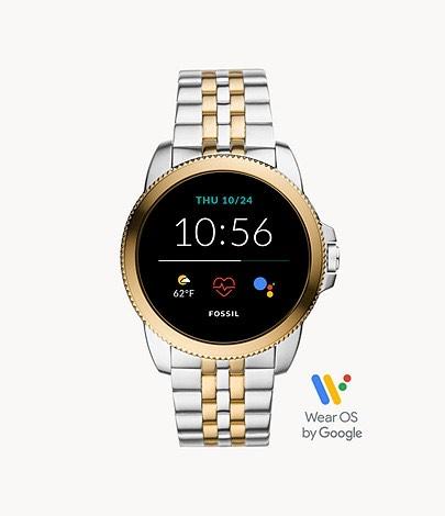 Fossil Gen 5E Smartwatch und HR 5. Gen für 199,00