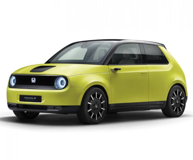Privatleasing: Honda E / 136PS (konfigurierbar) für 191€ (eff 217€) monatlich - LF: 0,56