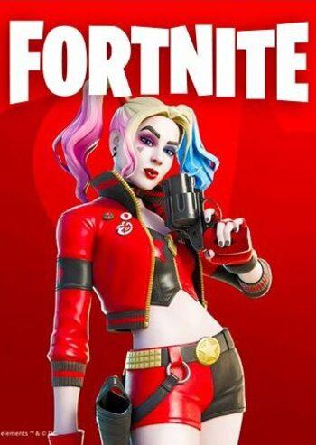 Fortnite - Rebirth Harley Quinn Skin (DLC) Epic Games Key GLOBAL