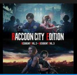 [PSN] Racoon City Edition (PS4/PS5)