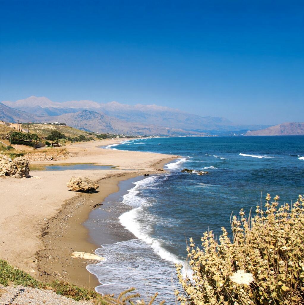 Flüge: Heraklion, Kreta, Griechenland [Aug.-Okt.] Hin- & Rückflug ab Dortmund mit Wizzair ab 17,99€