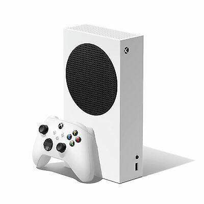 [B-Ware] Microsoft Xbox Series S 512 GB Konsole + Wireless Controller weiß