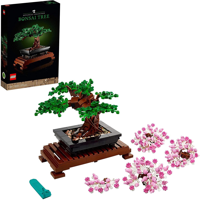 LEGO Creator Bonsai Baum 10281 Thalia