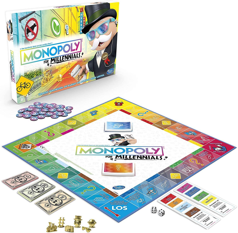 Monopoly Millennials Edition [Prime]
