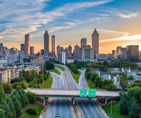 Flüge: Atlanta / USA (bis Mai 2022) Hin- und Rückflug mit Oneworld von Amsterdam, München und Frankfurt ab 221€