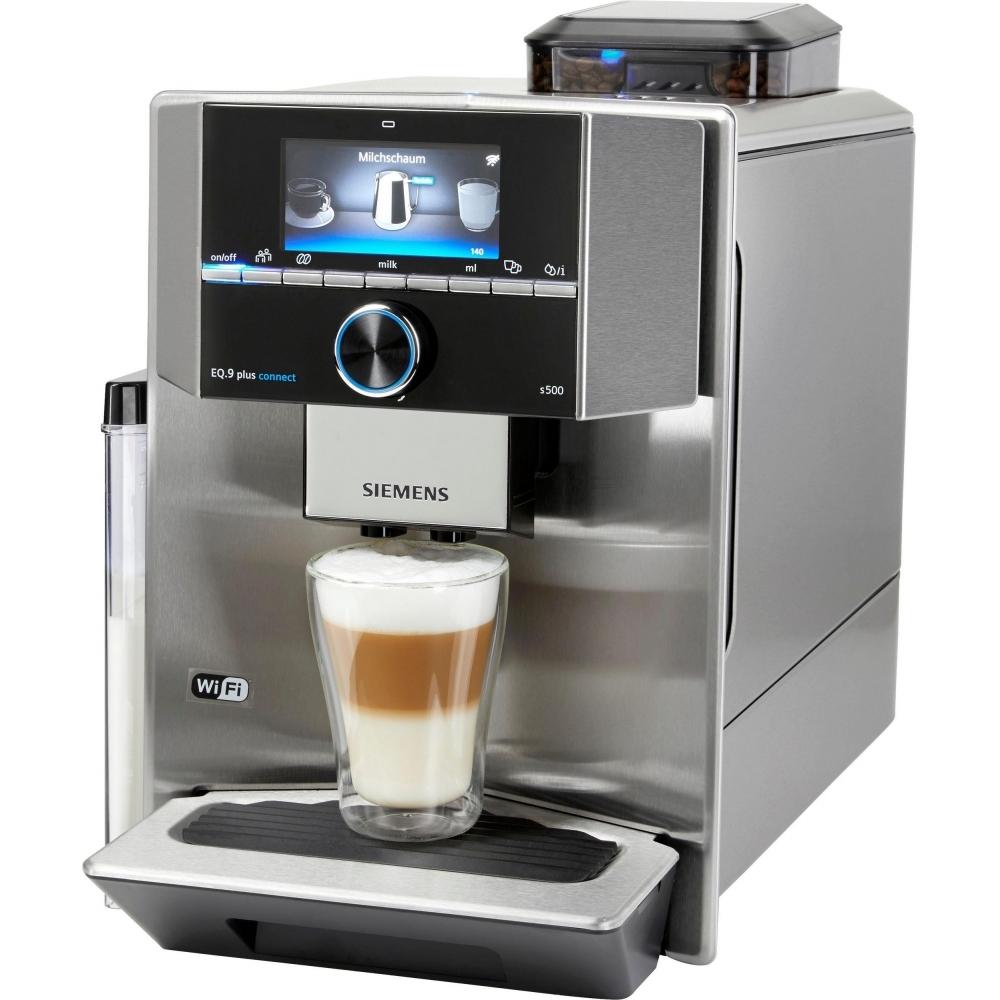 SIEMENS Kaffeevollautomat EQ.9 Plus Connect s500 TI9558X1DE