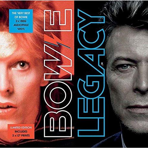 "(Prime) David Bowie 2 Vinyl ""Legacy"""