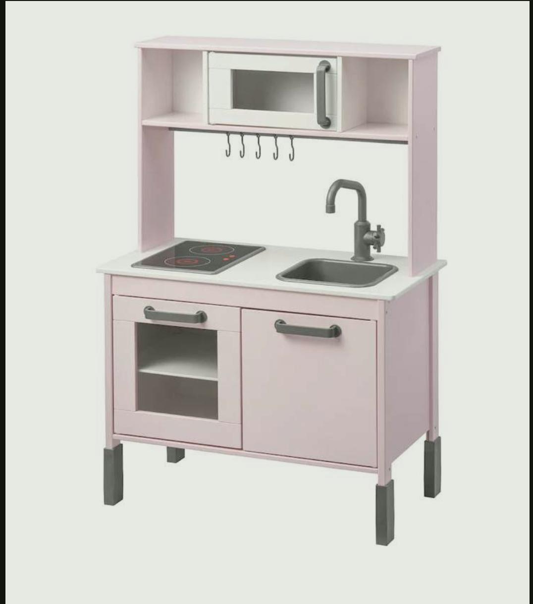 [Lokal Hannover] Ikea Duktig für Kinder Spielküche rosa