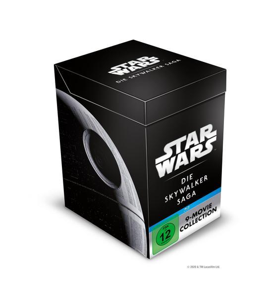 [thalia] Star Wars 1 - 9 - Die Skywalker Saga (Blu-ray)