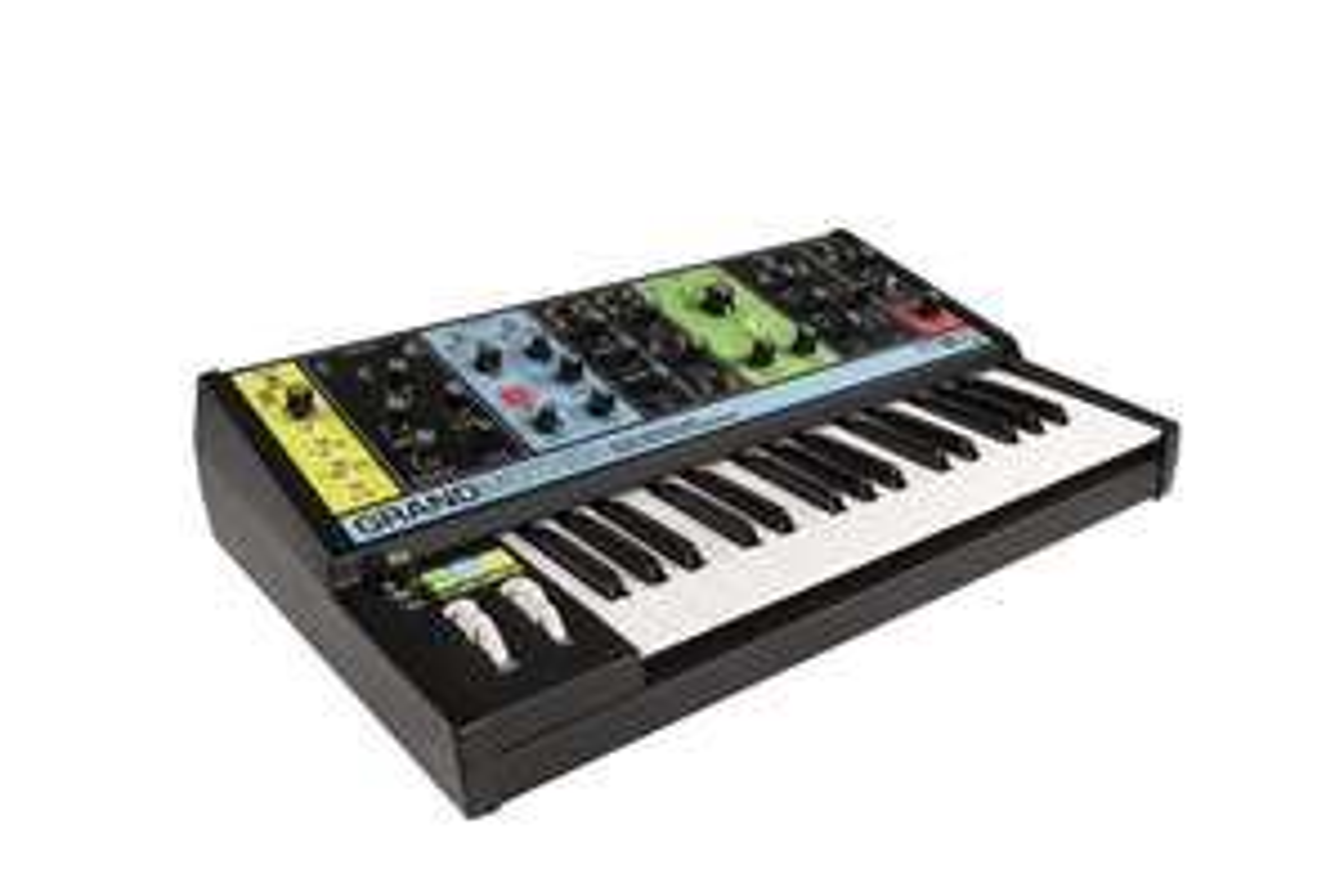 Moog Grandmother semi-modularer Analogsynthesizer [Rockshop] [Musikinstrumente]