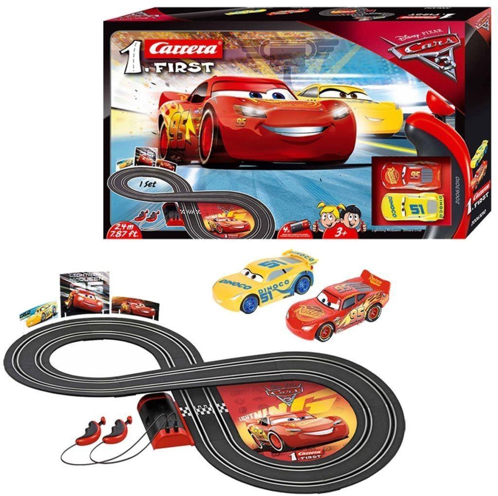 Carrera First Disney Pixar Cars 3 [Amazon]