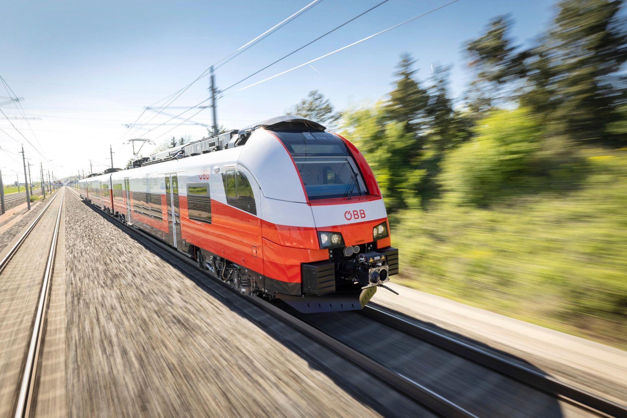ÖBB Sommerticket - Einen Monat Bahn fahren in Österreich für alle unter 26 Jahren