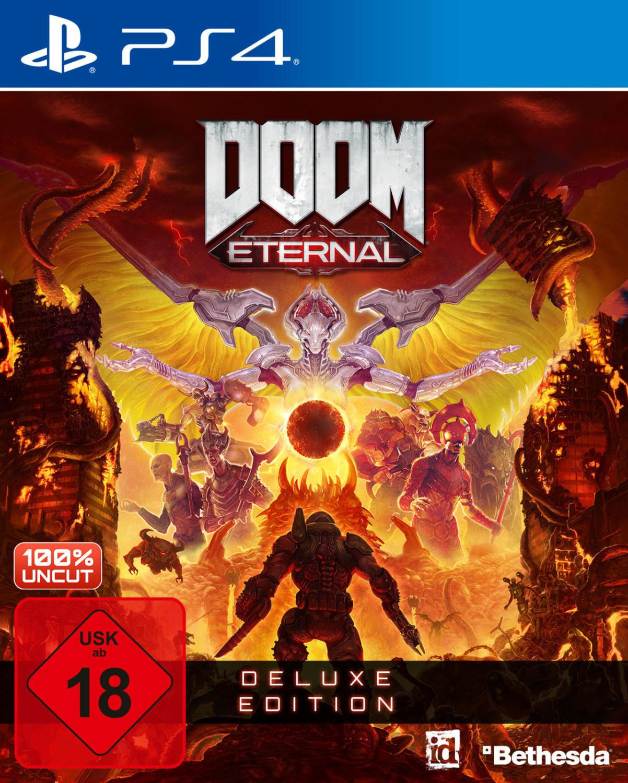 [MM Abholung] DOOM Eternal - Deluxe Edition für PS4 inkl. PS5-Upgrade