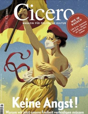 Cicero Abo (13 Ausgaben) durch Rabatt für 14,95 € statt 147,60 €